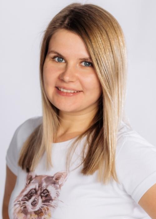 Маргарита Лопатина, координатор проектов ПРОО