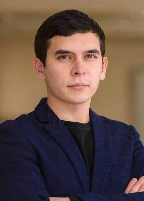 Рустам Галимов, руководитель РОО татарской молодежи Пермского края
